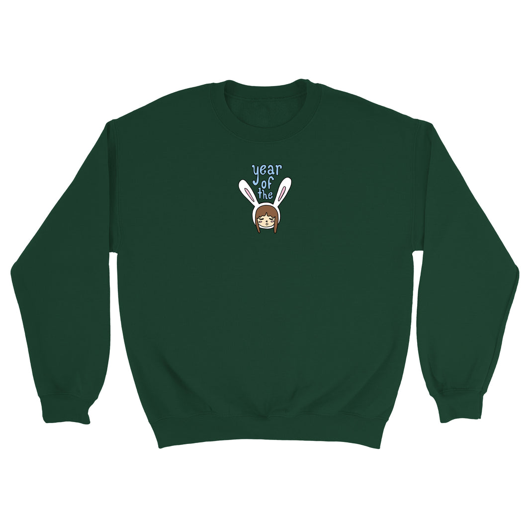 Year of the Rabbit Crew Neck