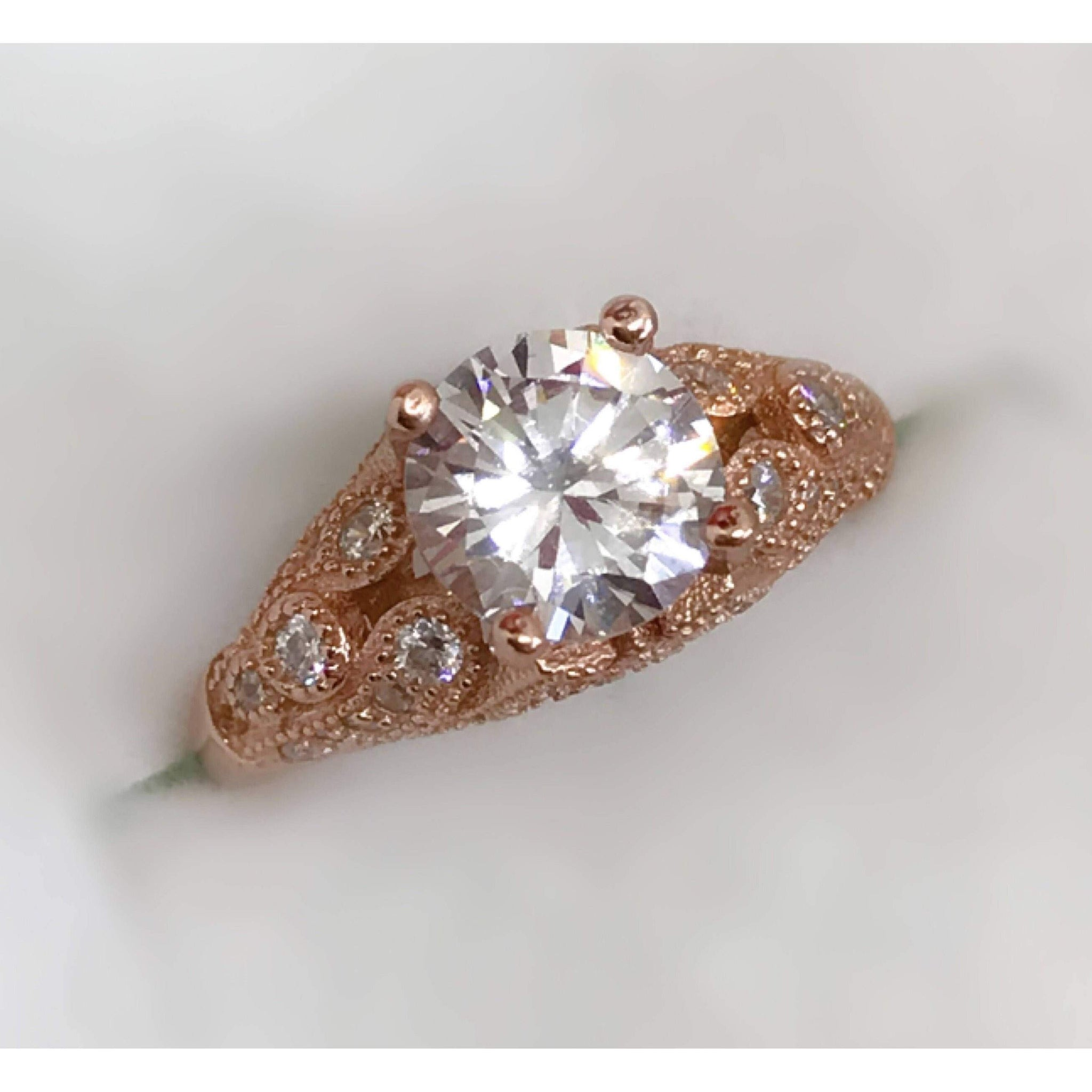 diamond fullxfull wedding promise engagement products soltaire gold right vintage rings prong hand rose il ring lotus