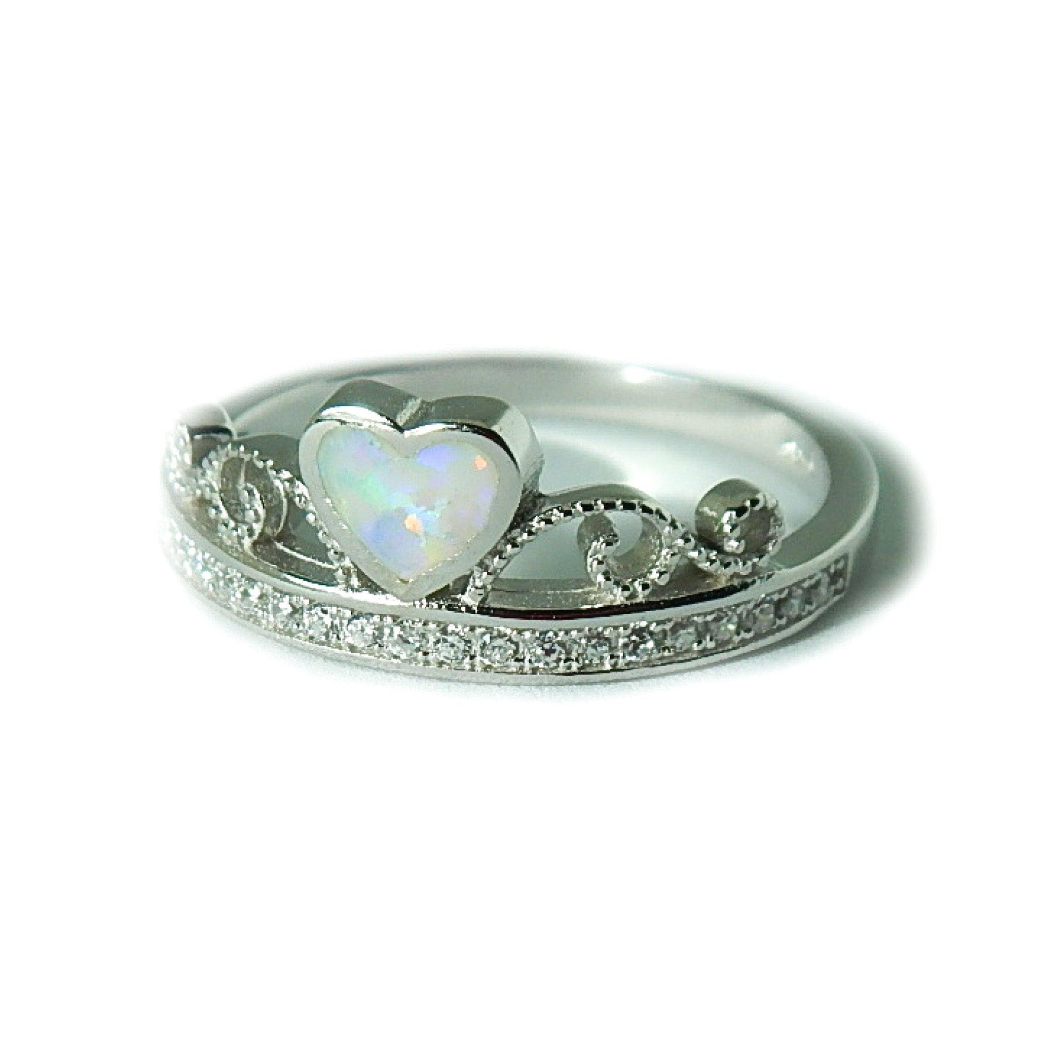 3ce65669beea5 Opal Rings: Genuine Fire, White, Blue Opals & More | Journeys Jewelry