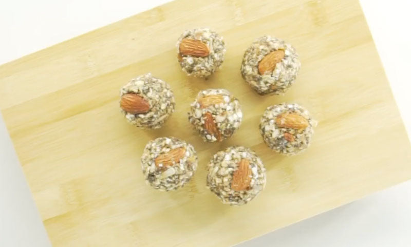 Paleo Bliss Ball - The Perfect Pre-Workout Snack