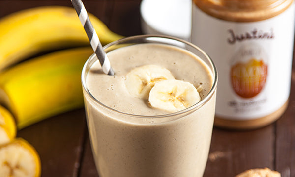 Recipe: Banana Peanut Butter Smoothie