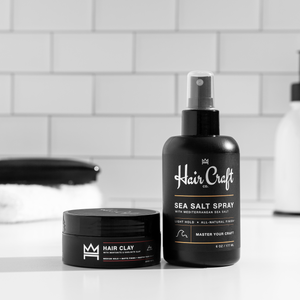 HAIR CLAY  + GEL POMADE BUNDLE