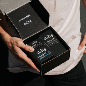 Load image into Gallery viewer, HAIR CLAY  + GEL POMADE BUNDLE