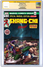 Shang Chi #1 Derrick Chew Exclusive