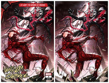 Gwen vs Carnage #3 InHyuk Lee ASM 361 Homage
