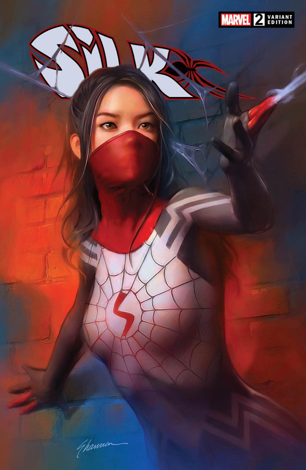 Silk #2 Shannon Maer Exclusive