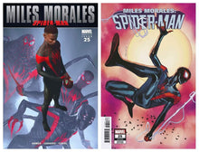 Mile Morales: Spider-Man #25 RAHHZAH Ultimate Fallout #4 Homage Trade Dress Variant