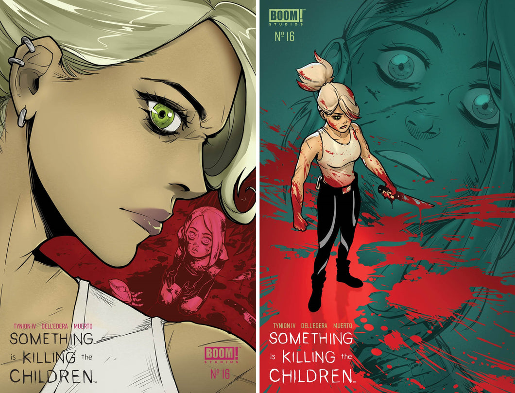 Something is Killing the Children #16 Andres Labrada Variant Sets