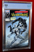 Venomverse #1 25th Anniversary Ultimate Edition - ASM 361 Crain Homage - LTD 250 CBCS 9.8