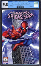 Amazing Spider-Man #1 Horn Exclusive