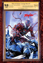 Web of Venom: Carnage Born Mayhew Variants