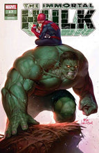 Immortal Hulk #17 InHyuk Lee Variant