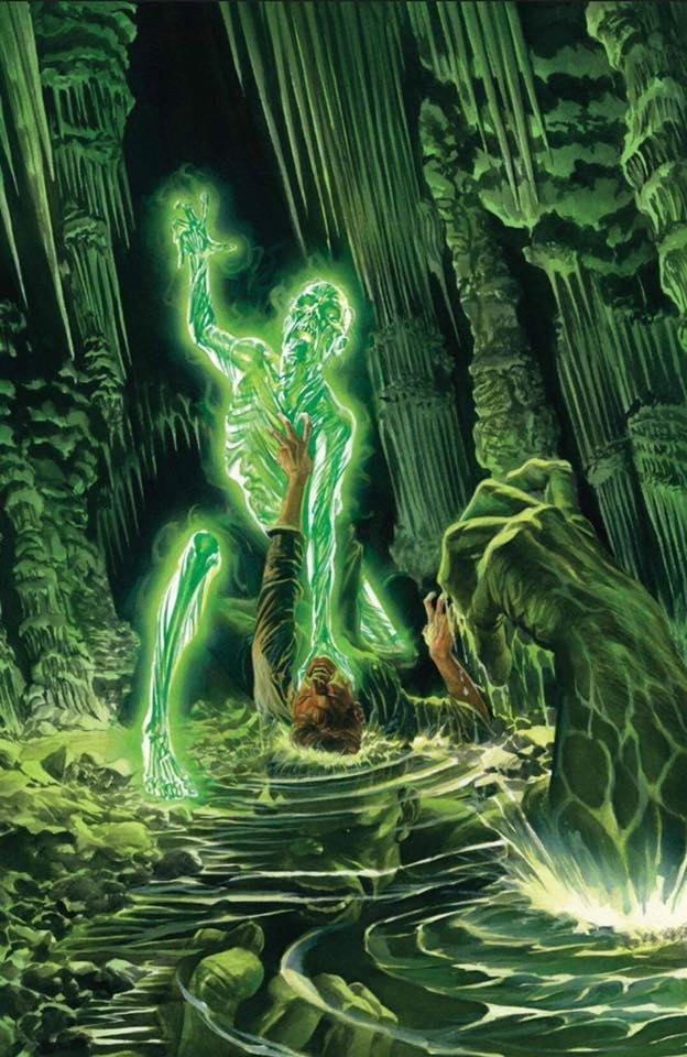 Immortal Hulk #2 Ross Virgin 5th Print 1:25