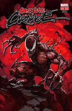 Absolute Carnage #1 Skan Variants