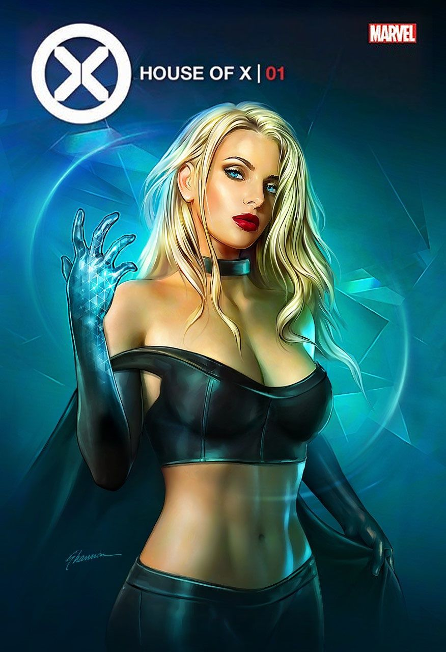 House of X #1 Shannon Maer Variants