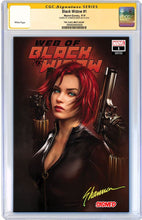 Web of Black Widow #1 Shannon Maer Variant