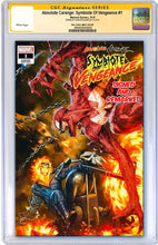 Absolute Carnage: Symbiote of Vengeance #1 Skan Variant