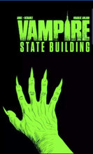 Vampire State Building #1 Variants