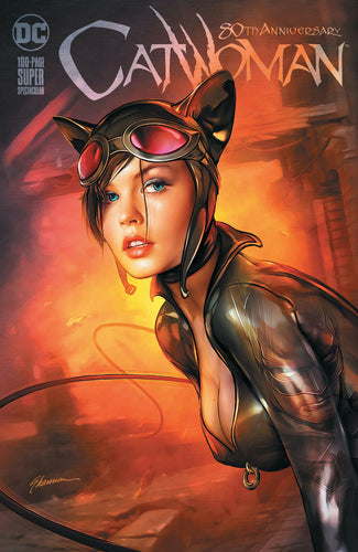 Catwoman 80th Anniversary 100 Page Super Spectacular Maer Variant