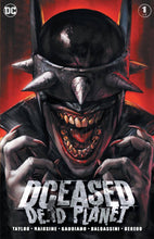 DCeased: Dead Planet #1 Ian MacDonald Variants