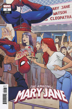 The Amazing Mary Jane #1 Ratio Variants