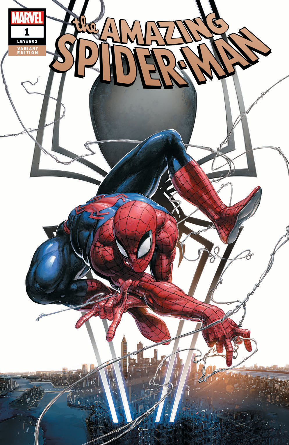 Amazing Spider-Man 1 Clayton Crain Exclusive - Public