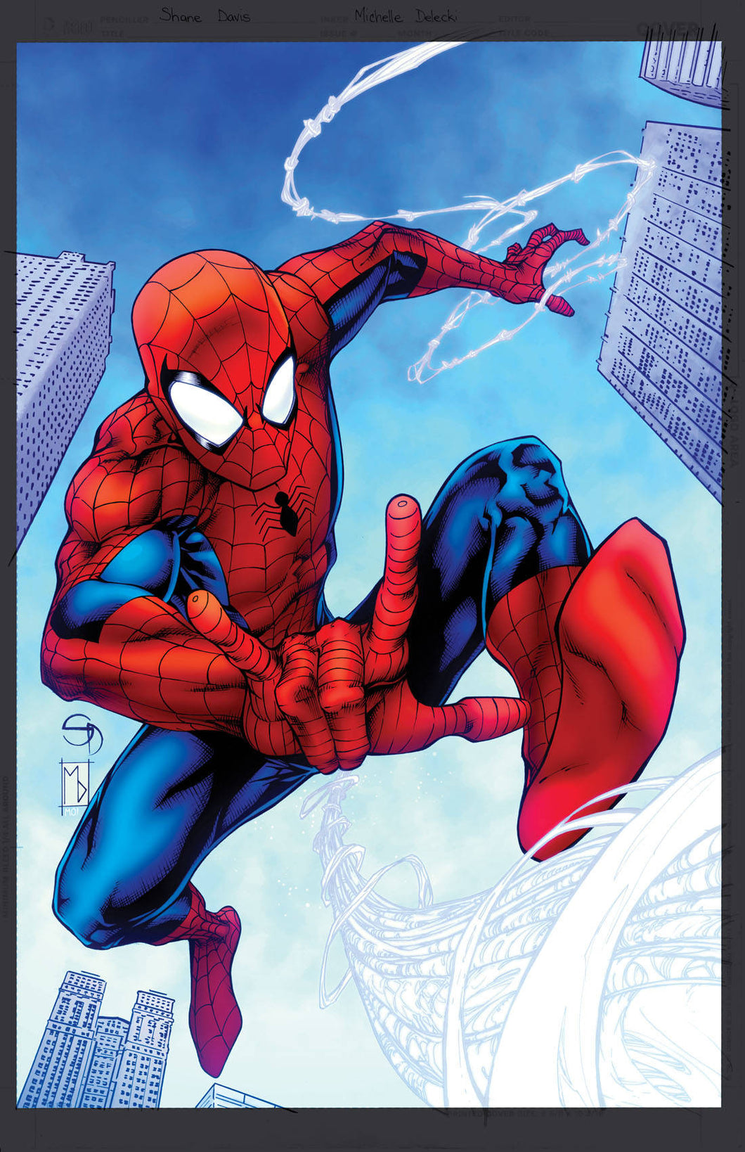 Amazing Spider-Man 1 Ratios