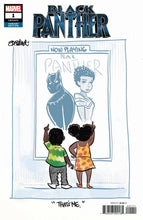 Black Panther #1 Ratio & Retail Variants