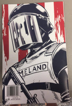Calexit #1 Black Mask Variant - Limited to 250