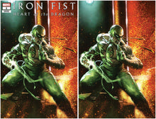 Iron Fist #1 Dell'Otto Exclusive