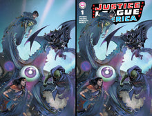 Justice League #1 Crain Exclusive