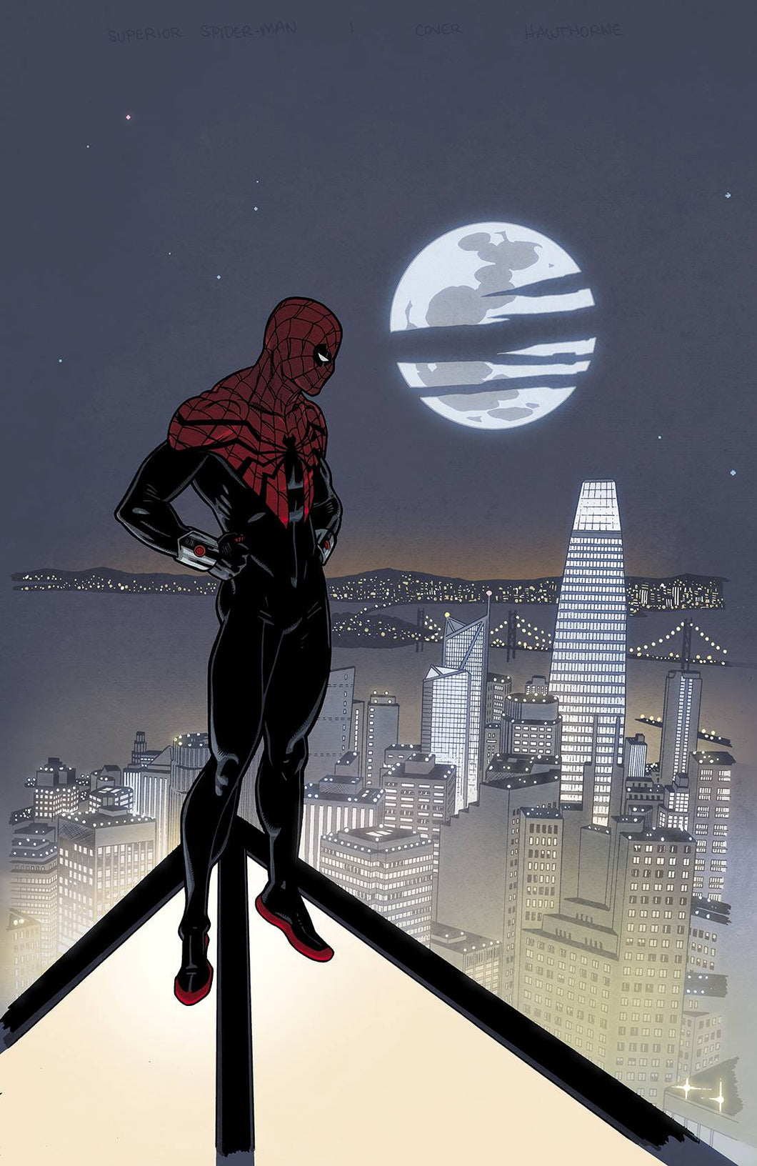 Superior Spider-Man #1 Ratios