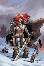 Red Sonja: Birth of the She Devil #1 Ratio Variants