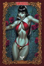 Vampirella #1 Ratio and Retail Variants