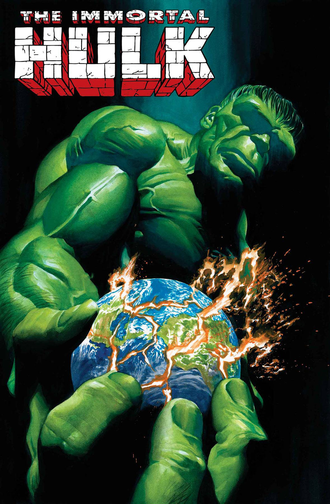 IMMORTAL HULK #24 ROSS VARIANT