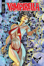 Vampirella #3 Ratio and Retail Variants