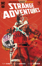 Strange Adventures #1 - Changed to BLACK LABEL