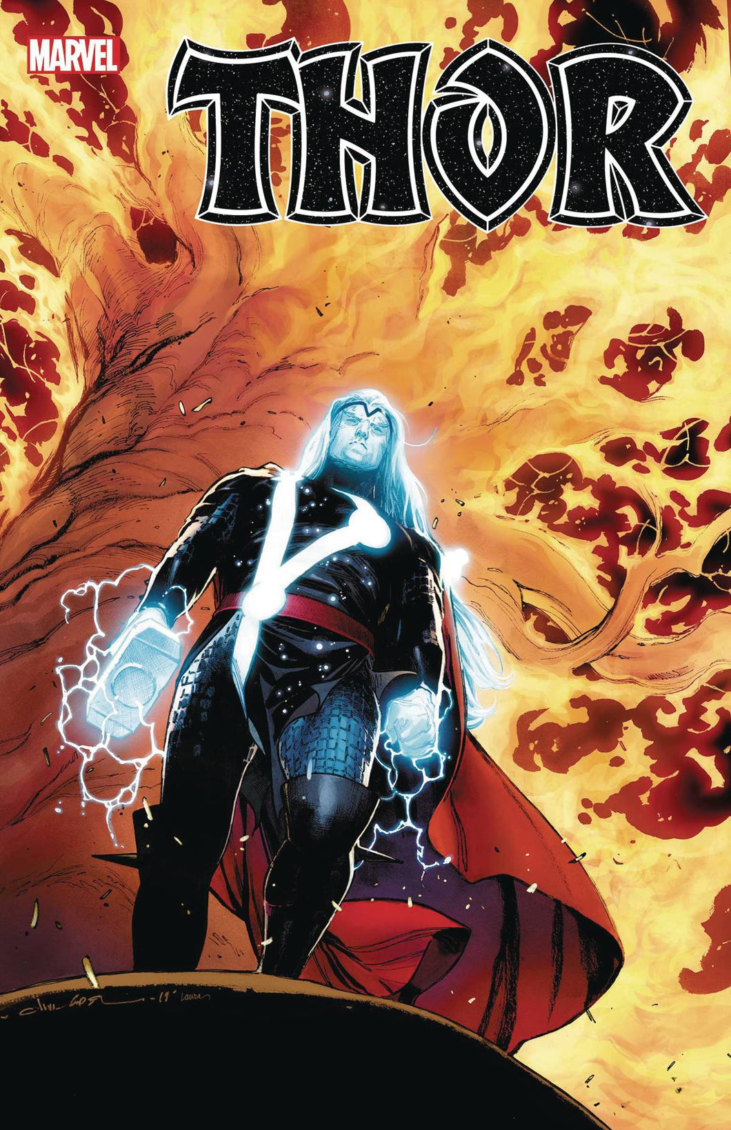Thor #5 - The Black Winter