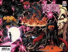 Venom #25 2nd Print Variants