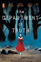 Department of Truth #1 Retail and Ratio