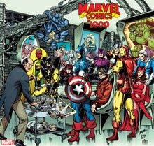 Marvel Comic #1000 Ratio Variants