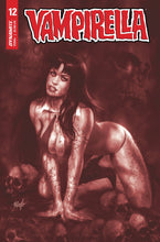 Vampirella #12 Ratio Variants