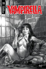 Vampirella #11 Ratio Variants