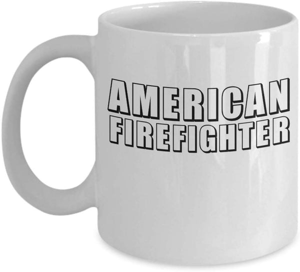 American Firefighter Coffee Mug 33/11 J