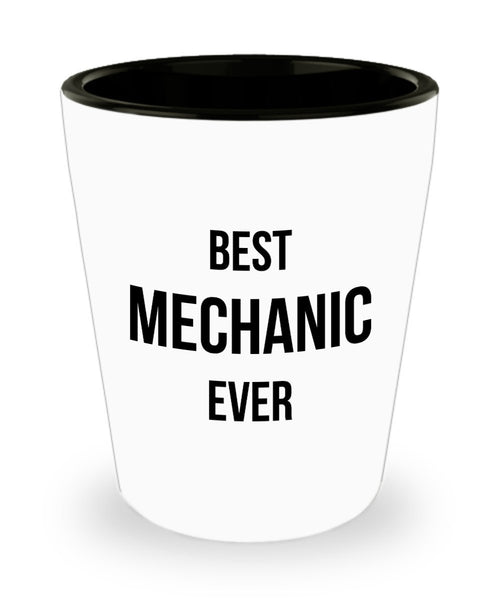 Mechanic Best Grease Monkey Of All times, Mechanic Gifts Shot Glass 4/19g J
