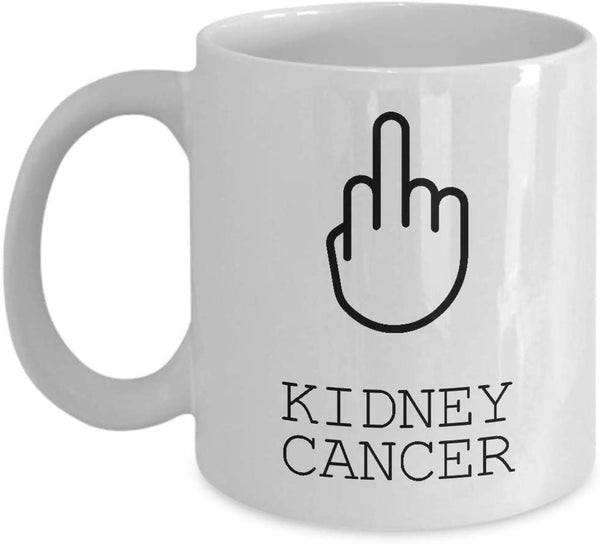 Kidney Cancer Mug, Survivor Gift, Gift For Her, Patient Gift, Gift For Him, Illness Mug, Gift For Survivor -15oz