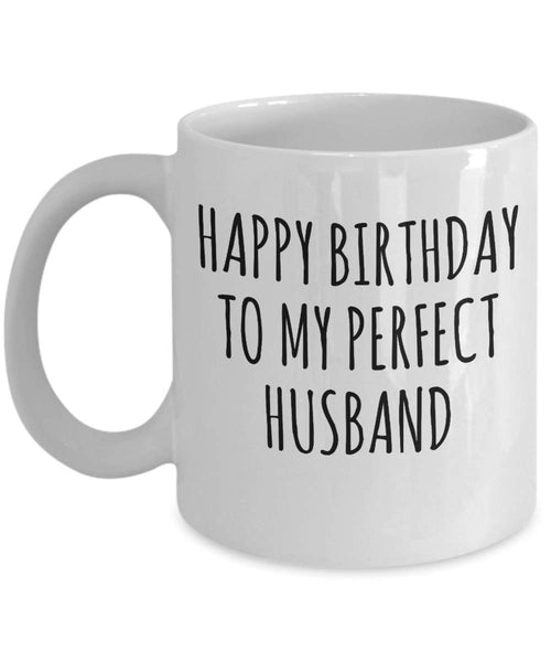 Happy Birthday Couple Husband Married Special Person Daddy Dad Coffee Mug Tea Cup Surprise Gift Ideas 19/30 J