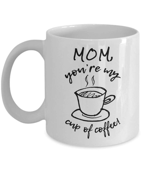 Mothers Day Mug, Cool Mothers Day Mug, Funny Mothers Day, Mothers Day Gag Gift, Funny Mother Day Mug, Md14 J -15oz