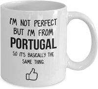 Portugal Mug Country Hometown Gift For Friends Dad Home Country Mug Wife Gift Husband Coffee Mug -15oz