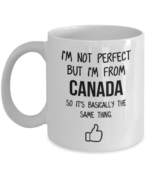 Canada Mug Country Hometown Gift For Friends Dad Home Country Mug Wife Gift Husband Coffee Mug -15oz